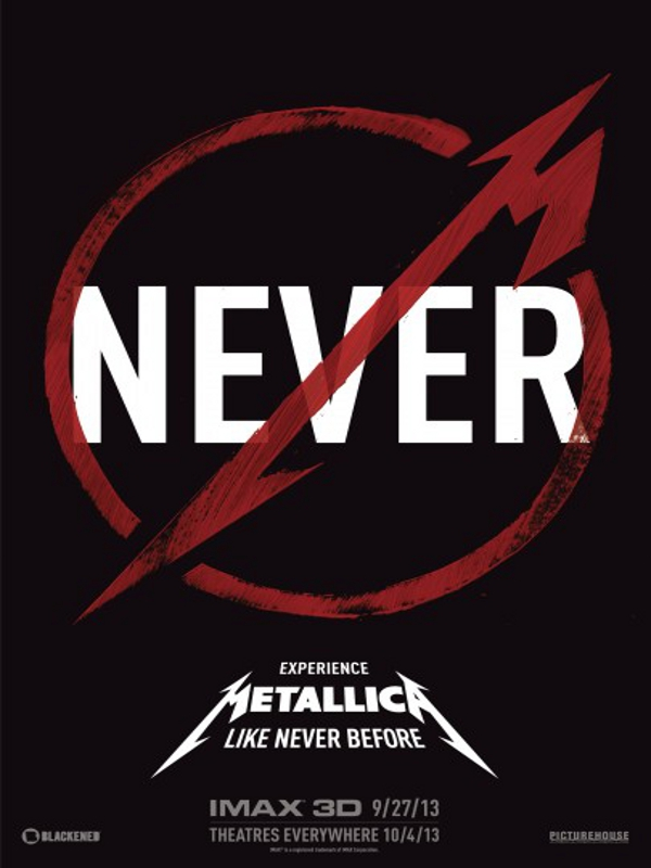 metallica through the never vf