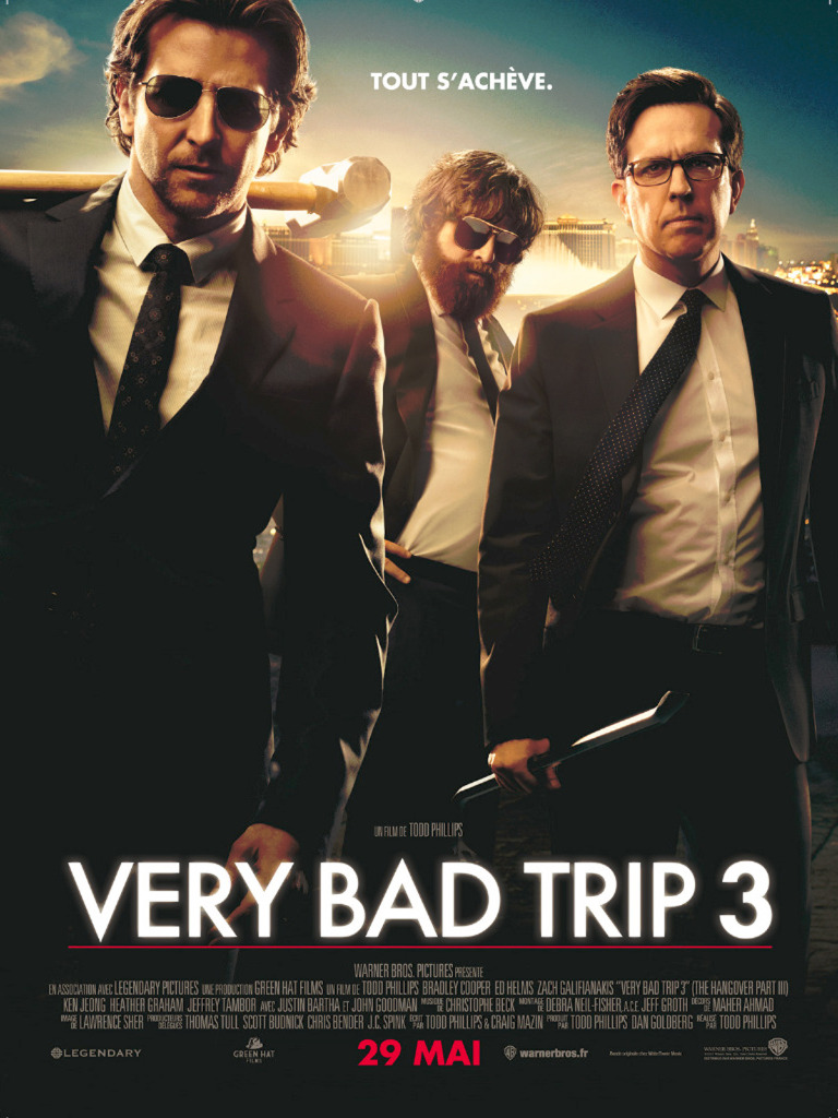 Very Bad Trip 3 | Multi | Blu-Ray 720p | 2013