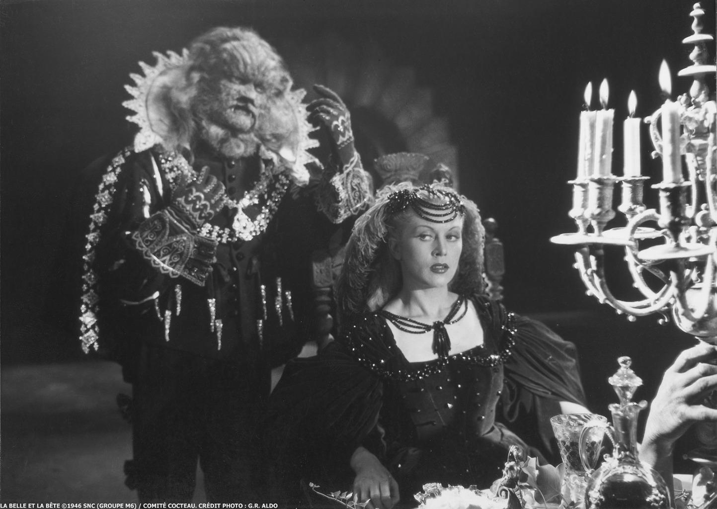 La Belle et la bête : Photo