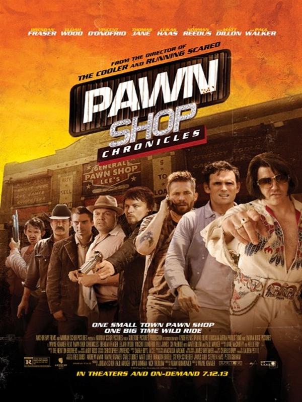 Pawn Shop Chronicles [MULTI-FRENCH] [Blu-Ray 720p]