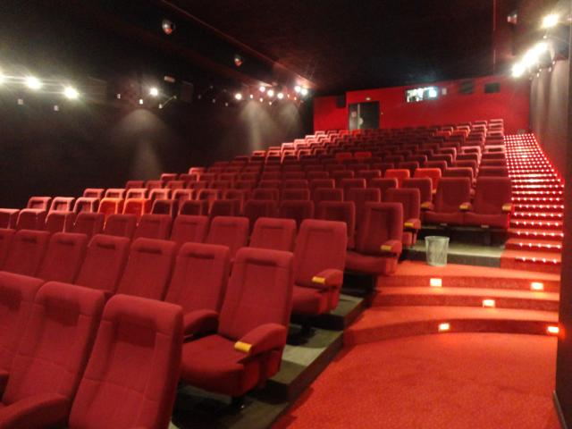 Cin ma cin ma paradiso saint martin en haut allocin - Plan salle theatre porte saint martin ...