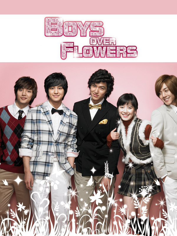 Boys Over Flowers streaming