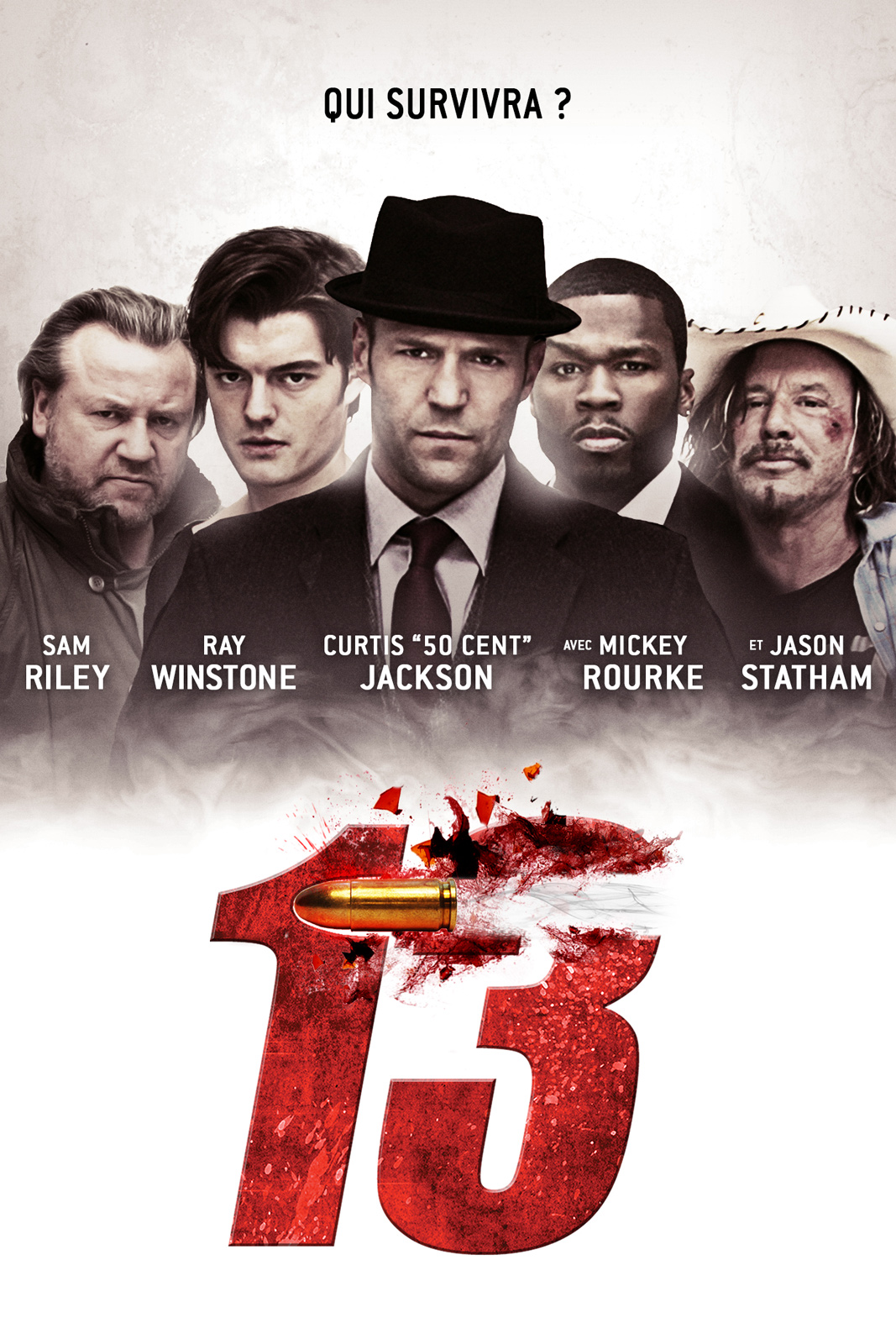 Affiche du film 13 affiche 1 sur 2 allocin for Le nombre 13 film