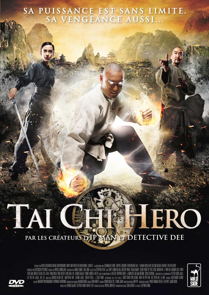 Tai Chi Hero affiche
