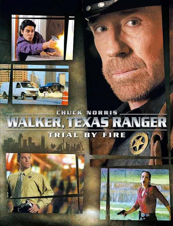 Walker, Texas Ranger: Trial by Fire streaming