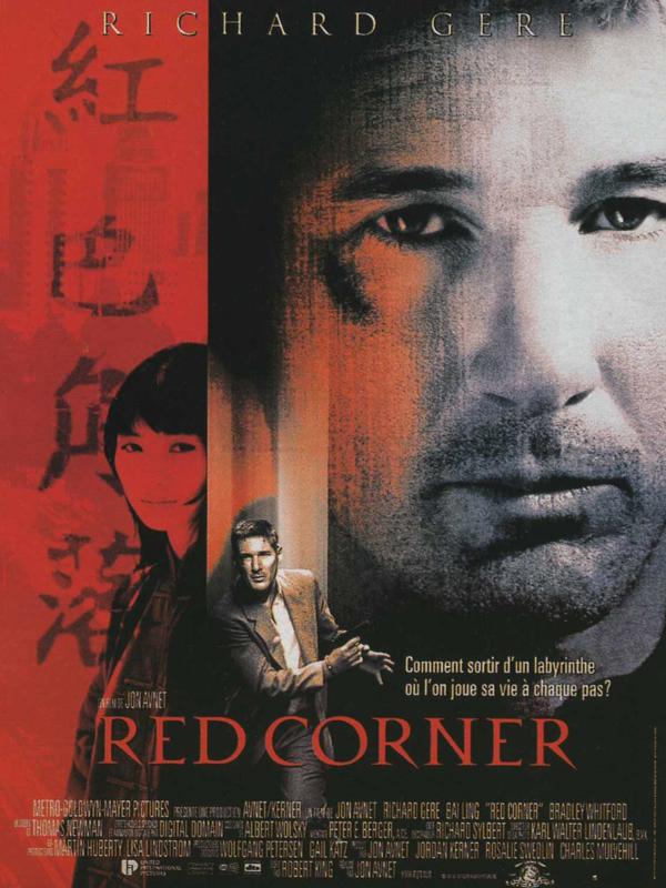 Red Corner streaming