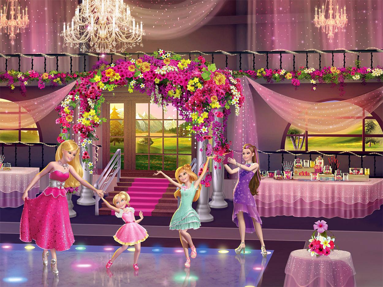 photo du film barbie ses soeurs au club hippique photo. Black Bedroom Furniture Sets. Home Design Ideas