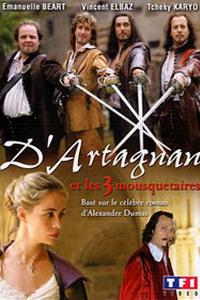 film dartagnan et les trois mousquetaires