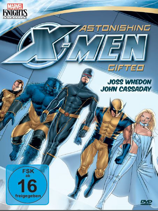 Astonishing X-Men: Gifted streaming