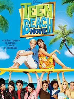 Teen Beach Movie [FRENCH] [WEB-DL 1080p]