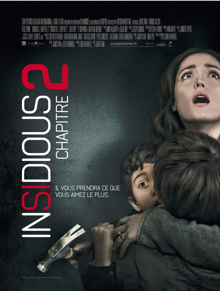 [Multi] Insidious 2 2013 FRENCH TS XviD