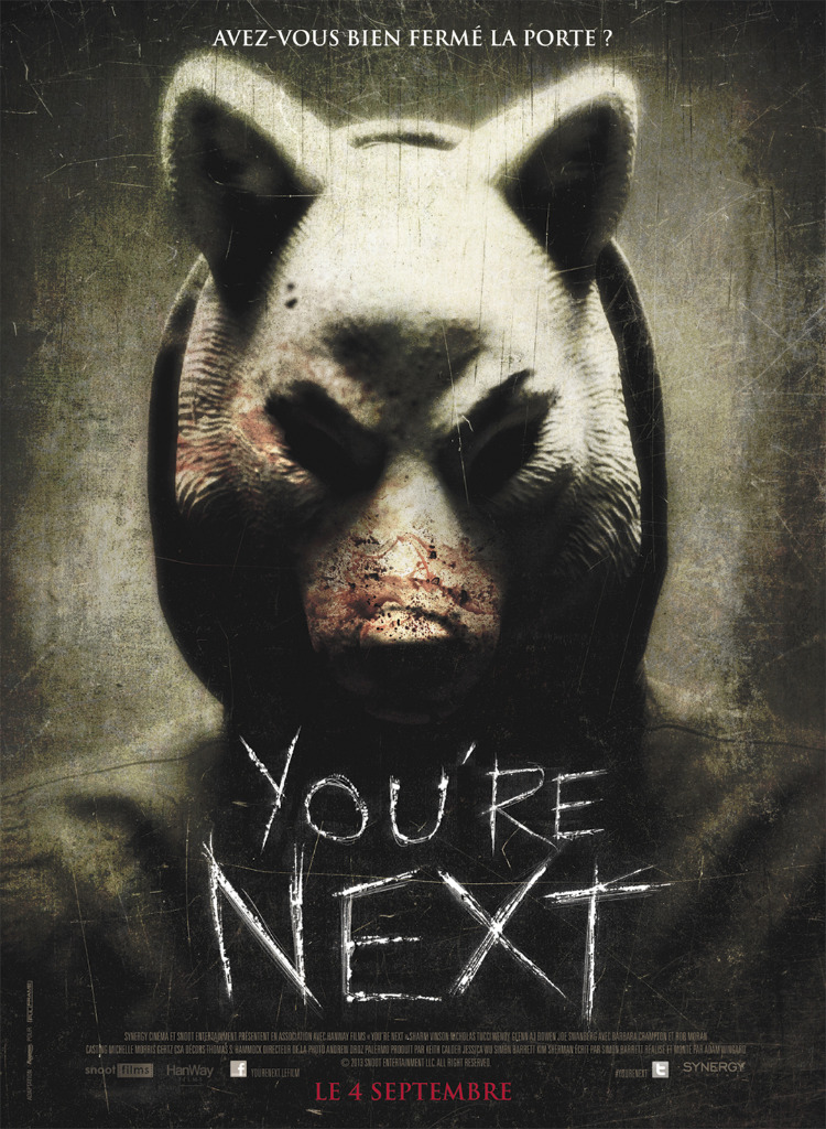 'You're Next' Trailer - YouTube |Youre Next Zee Movie