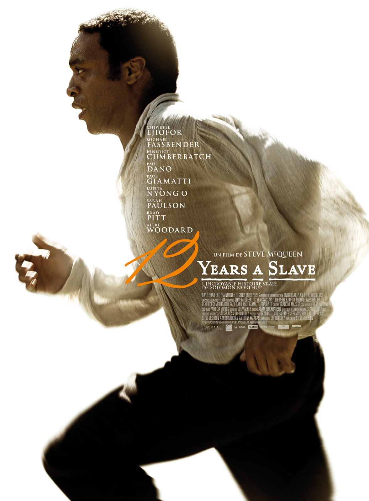 Regarder le film 12 Years A Slave en streaming