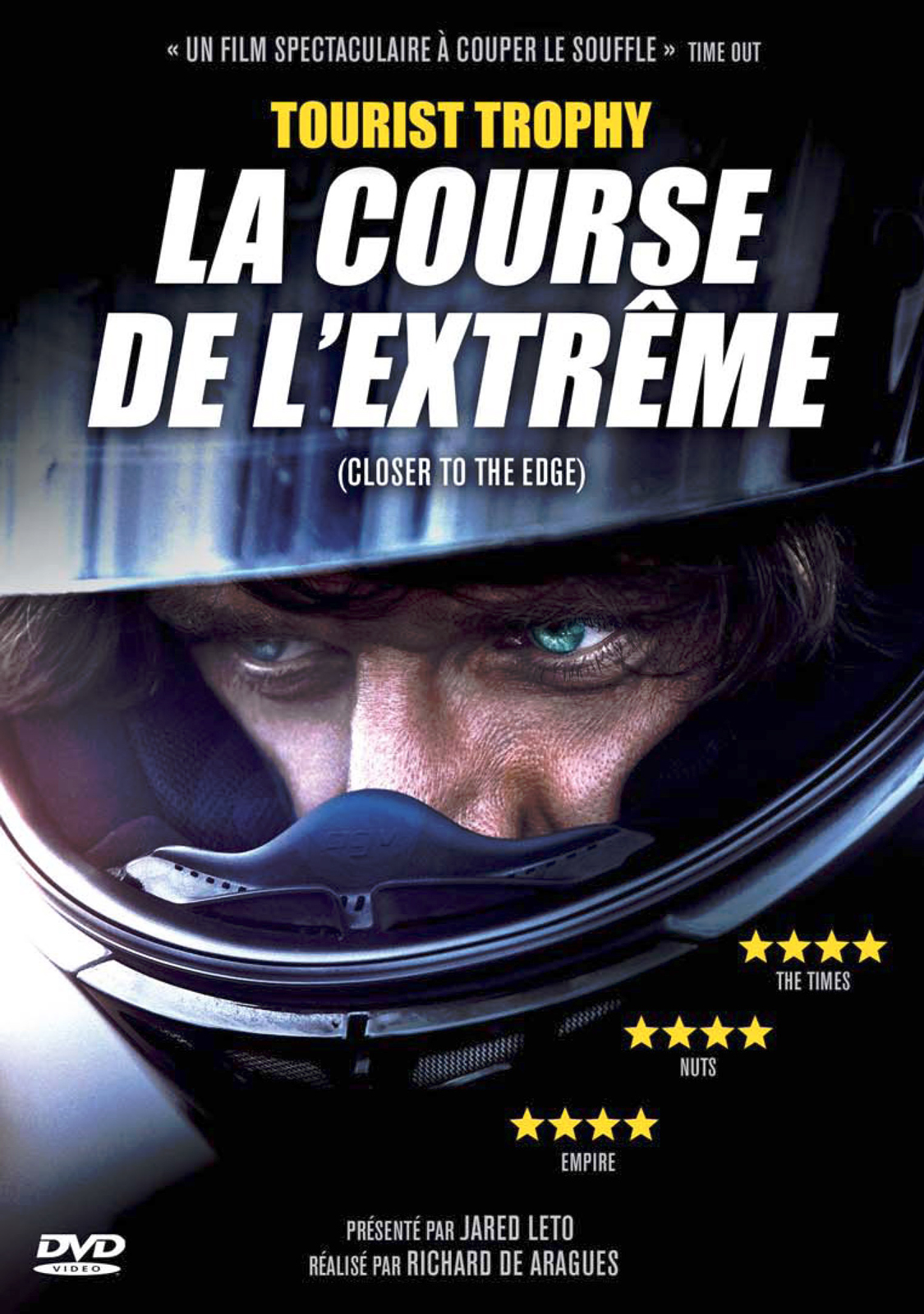 critique du film tourist trophy la course de l 39 extr me allocin. Black Bedroom Furniture Sets. Home Design Ideas