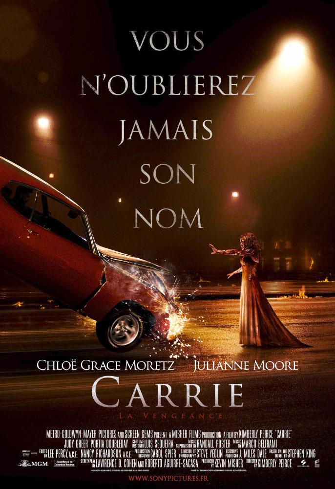 Carrie, la vengeance streaming