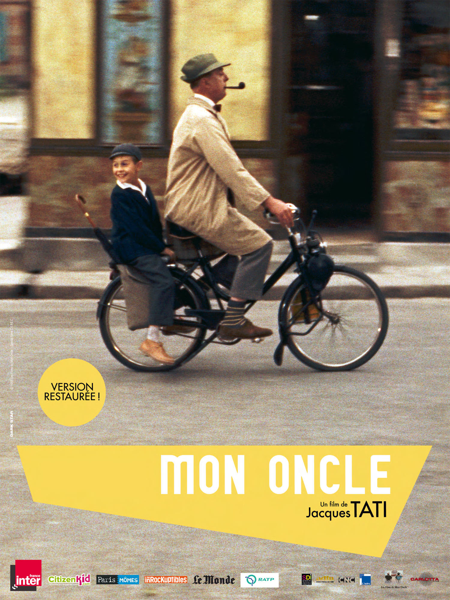 mon oncle film 1958 allocin. Black Bedroom Furniture Sets. Home Design Ideas