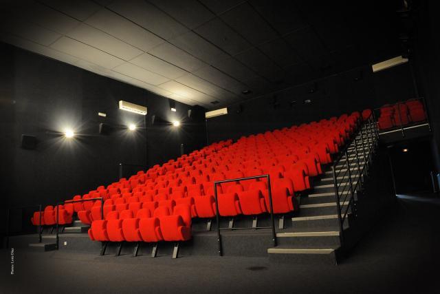 Cin ma cin palace saint r my de provence allocin for Seance cinema salon de provence