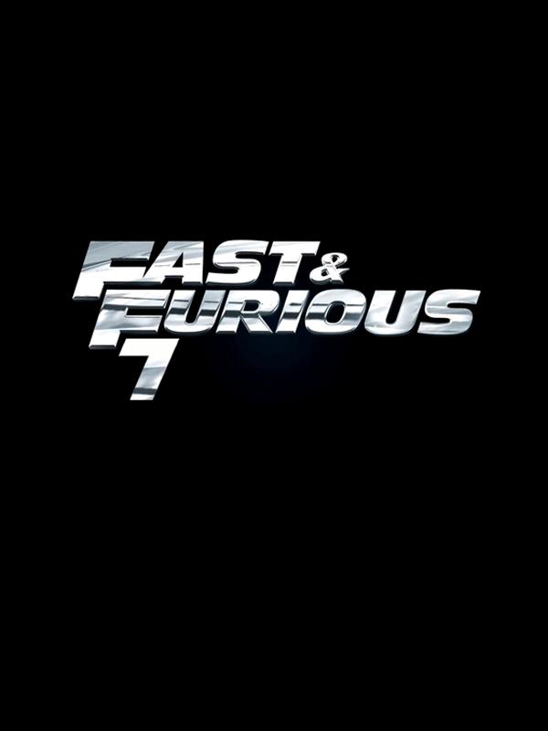 affiche du film fast furious 7 affiche 3 sur 7 allocin. Black Bedroom Furniture Sets. Home Design Ideas