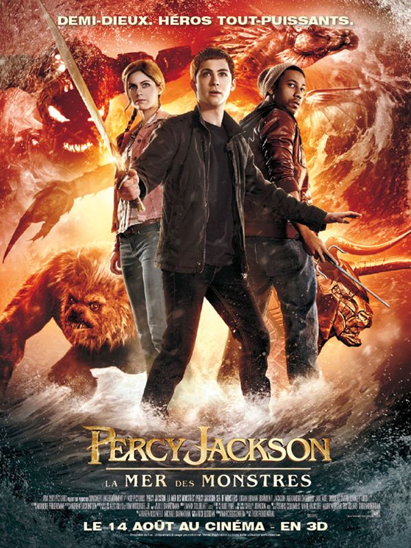 Percy Jackson : La mer des monstres [FRENCH][DVDRIP MD]