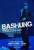Bashung au cinéma - La tournée des grands espaces (Pathé Live)