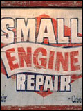 Photo : Small Engine Repair