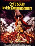 Photo : Les Dix commandements