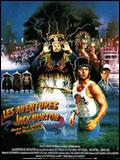 Affichette (film) - FILM - Les Aventures de Jack Burton dans les griffes du mandarin : 2106