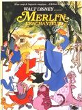 Photo : Merlin l'enchanteur