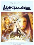 Affichette (film) - FILM - Ladyhawke, la femme de la nuit : 598