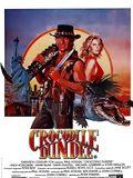 Affichette (film) - FILM - Crocodile Dundee : 36419