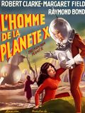 Photo : L'Homme de la planète X
