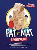 Photo : Pat et Mat déménagent !