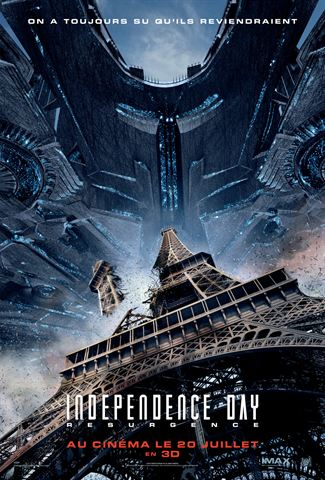 Independence Day Resurgence french dvdrip