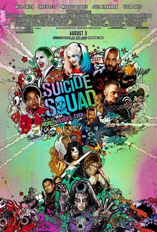 Suicide Squad DVDRIP TRUEFRENCH