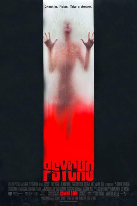 Psycho : Affiche