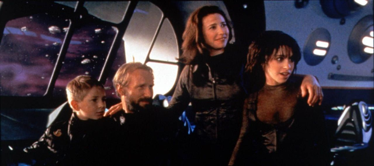Perdus dans l'espace : Photo Mimi Rogers, William Hurt