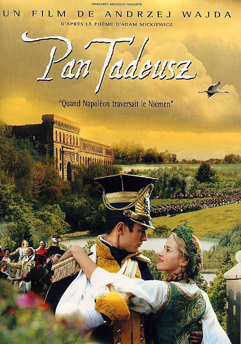 Pan Tadeusz, quand Napoleon traversait le Niemen : Affiche