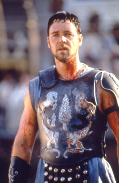 Gladiator : Photo Russell Crowe