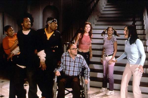 Scary Movie 2 : Photo Anna Faris, Kathleen Robertson, Keenen Ivory Wayans, Marlon Wayans, Regina Hall