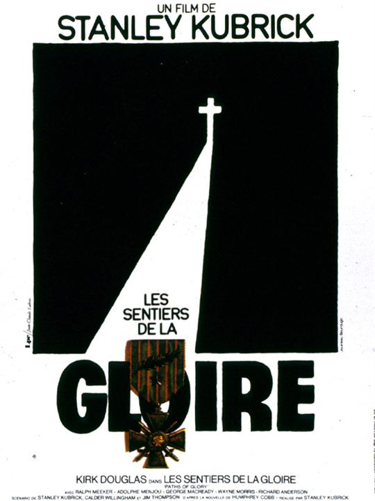 Les Sentiers de la gloire : Affiche