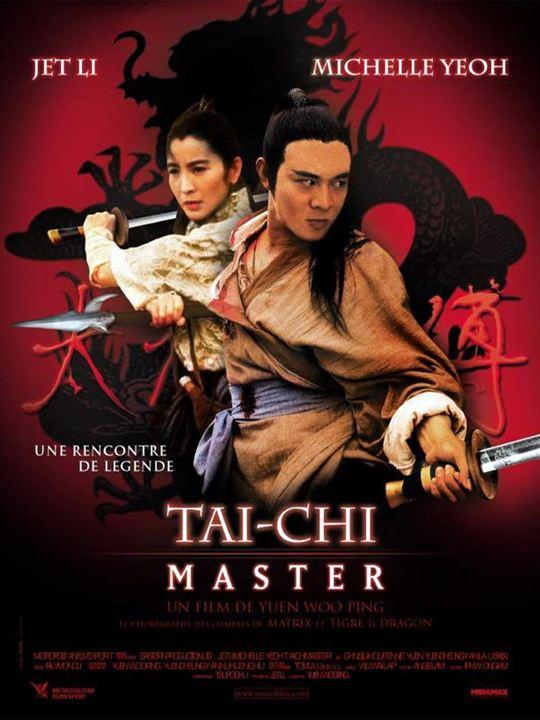 Tai chi master : Affiche