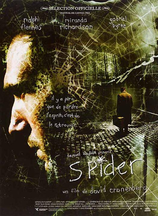 Spider : Affiche Ralph Fiennes