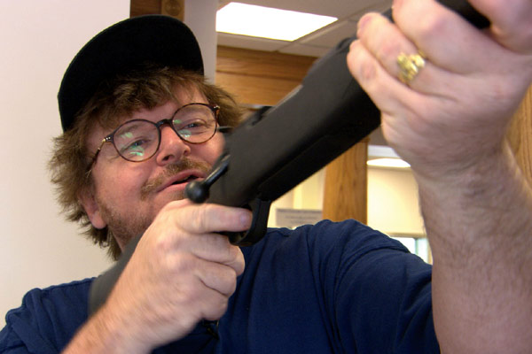 Bowling for Columbine : Photo Michael Moore