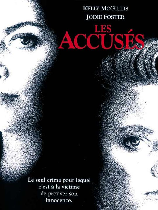 Les Accusés : Affiche