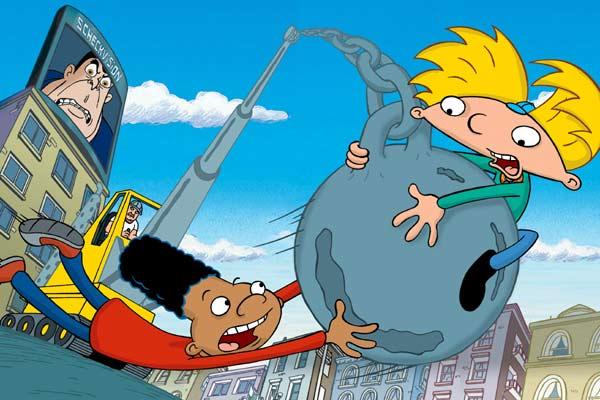 Hé Arnold ! le film : Photo