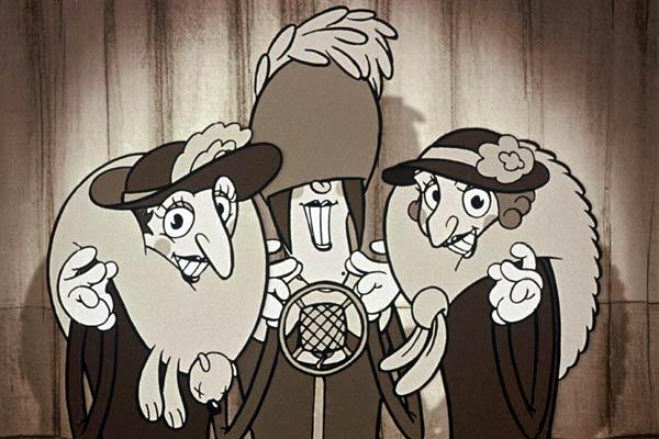 Les Triplettes de Belleville : Photo