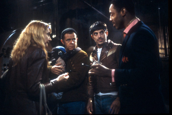 Bienvenue à Collinwood : Photo Andrew Davoli, Isaiah Washington, Patricia Clarkson, William H. Macy