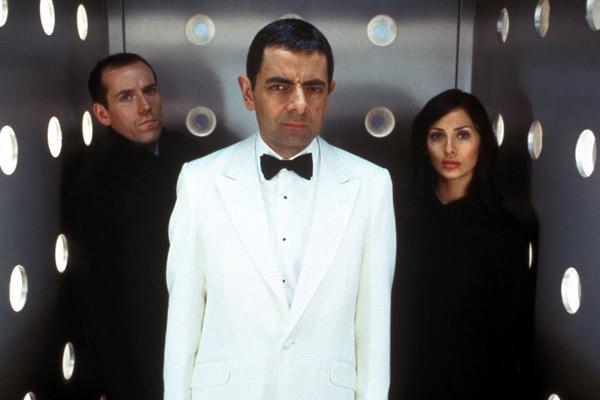 Johnny English : Photo Ben Miller, Natalie Imbruglia, Rowan Atkinson