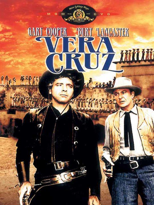 Vera Cruz : Affiche