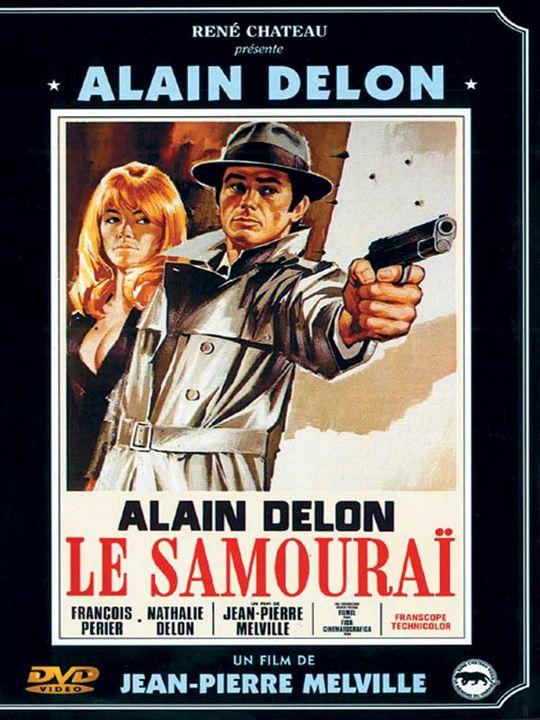 Affiche du film Le Samouraï - Affiche 1 sur 1 - AlloCiné
